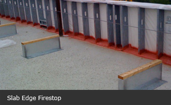 Firestop systems pictures to pin on pinterest pinsdaddy for Mineral wool firestop